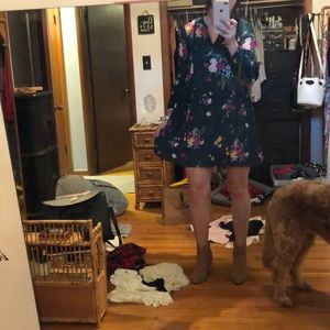 PERFECT Old Navy fall/holiday dress